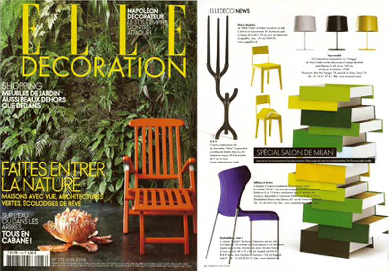 Elle decoration france pelle elle decor france may 2015 for Elle decoration france