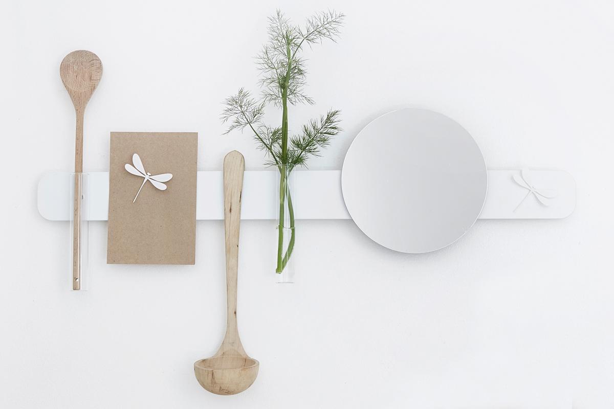 buba magnet board personal kitchen organizer