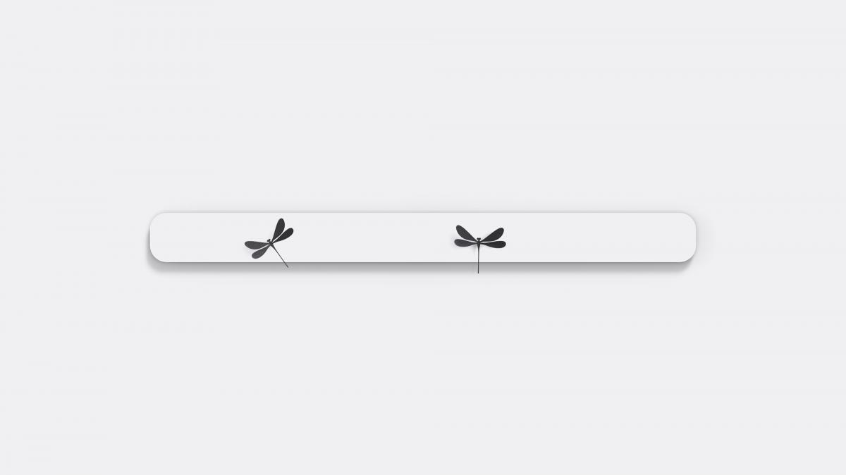 buba magnet board personal organizer dragonfly magnets
