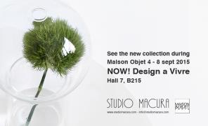 studio macura masion object 2015 now design a vivre